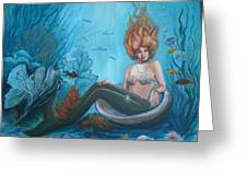 Beauty Under The Sea Greeting Card