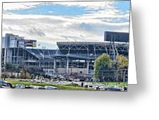 Beaver Stadium Game Day Greeting Card
