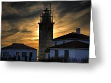 Beavertail Lighthouse Too Greeting Card