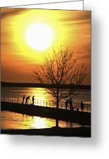Beaverton Sunrise Greeting Card