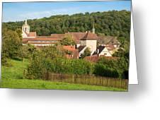 Bebenhausen Germany Greeting Card
