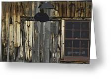 Becket Barn Greeting Card