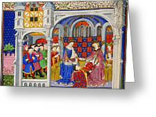Bedford Hours Greeting Card