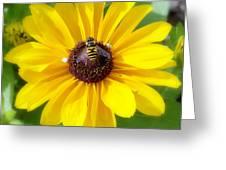 Bee Mine-2 Greeting Card