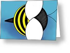 Bee2011 Greeting Card