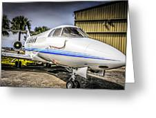 Beechcraft 900xp Greeting Card