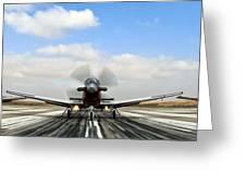 Beechcraft T-6a Texan II -  Greeting Card