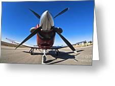 Beechcraft T-6a Texan II  Greeting Card