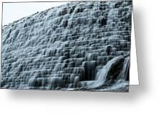 Beed's Lake Dam Greeting Card