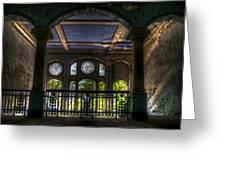 Beelitz Arches Greeting Card