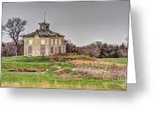 Beetison Mansion Greeting Card