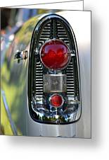Bel Air Taillight Greeting Card