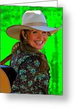 Belinda Gail Greeting Card