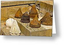 Bell Forms Greeting Card