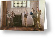 Bell Ringers Greeting Card