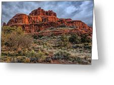 Bell Rock 2 Greeting Card