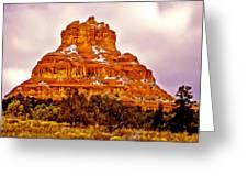 Bell Rock Sedona Az Greeting Card