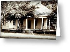 Bellavue Plantation  Greeting Card