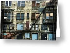 Bellingham Architecture Greeting Card