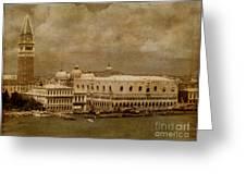 Bellissima Venezia Greeting Card