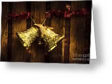 Bells Of Christmas Joy Greeting Card