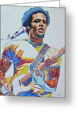 Ben Harper Greeting Card