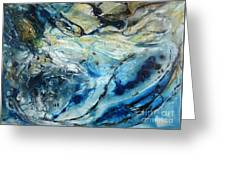 Beneath The Surface Greeting Card