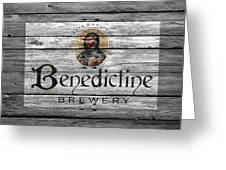 Benedictine Brewery Greeting Card