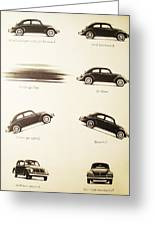 Benefits Of A Volkwagen Greeting Card