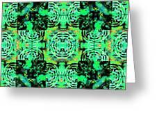 Bengal Tiger Abstract 20130205m180 Greeting Card