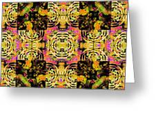 Bengal Tiger Abstract 20130205p80 Greeting Card