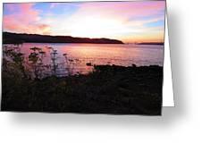Benicia Shoreline Greeting Card