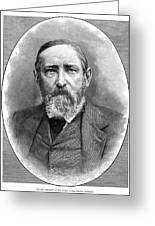 Benjamin Harrison (1833-1901) Greeting Card