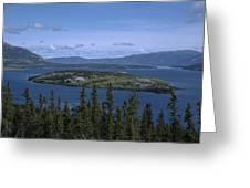 Bennet Lake Greeting Card