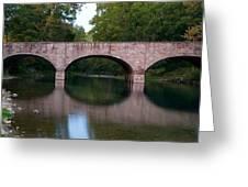 Bennett Bridge Greeting Card