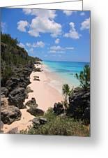 Bermuda Cliffside Greeting Card