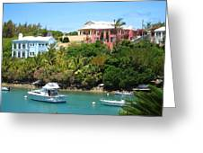 Bermuda In May Greeting Card