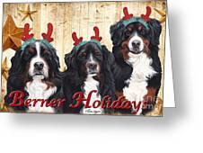 Berner Holiday Greeting Card