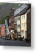 Bernkastel Germany Greeting Card