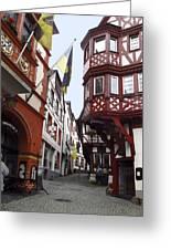 Bernkastel Germany Greeting Card