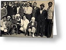 Bessie Coleman Aero Club Greeting Card