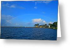 Best Complete Rainbow Over Santa Rosa Sound3 Greeting Card