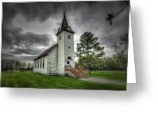 Bethany Prairie Church Greeting Card