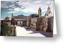Bethlehem 1950 Greeting Card