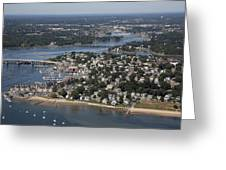 Beverly, Massachusetts Ma Greeting Card