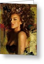 Beyonce Greeting Card