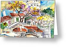 Biarritz 10 Greeting Card