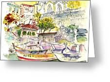 Biarritz 11 Greeting Card