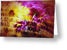 Bible Passages IIi Greeting Card