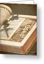 Biblical Greeting Card by Sophie Vigneault